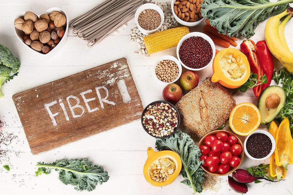 食物繊維が多い食品を心がけて