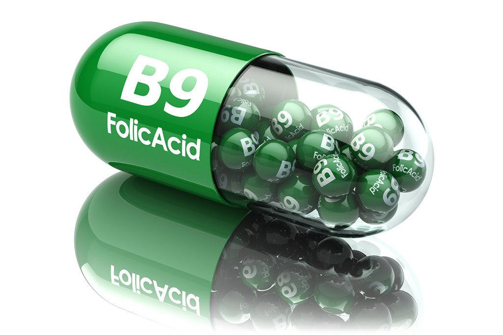 葉酸とはビタミンB群