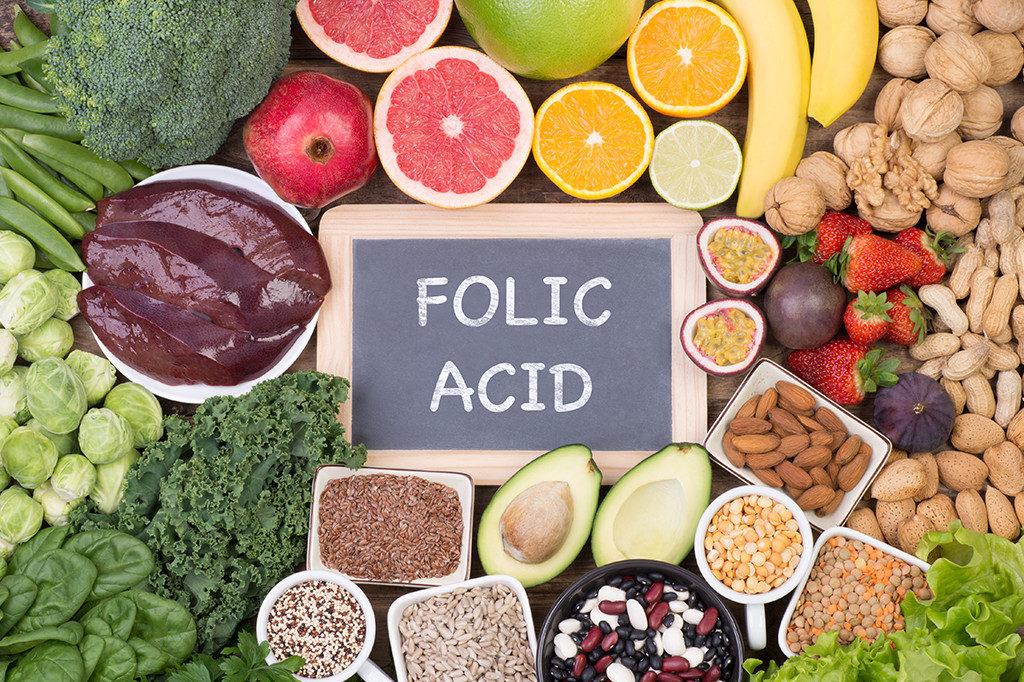 食事性葉酸はサプリメントで摂取できる